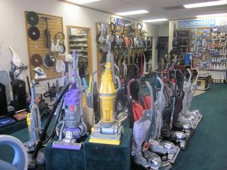 Eugene Vacuum Cleaners Sales Repair Service Riccar Kirby