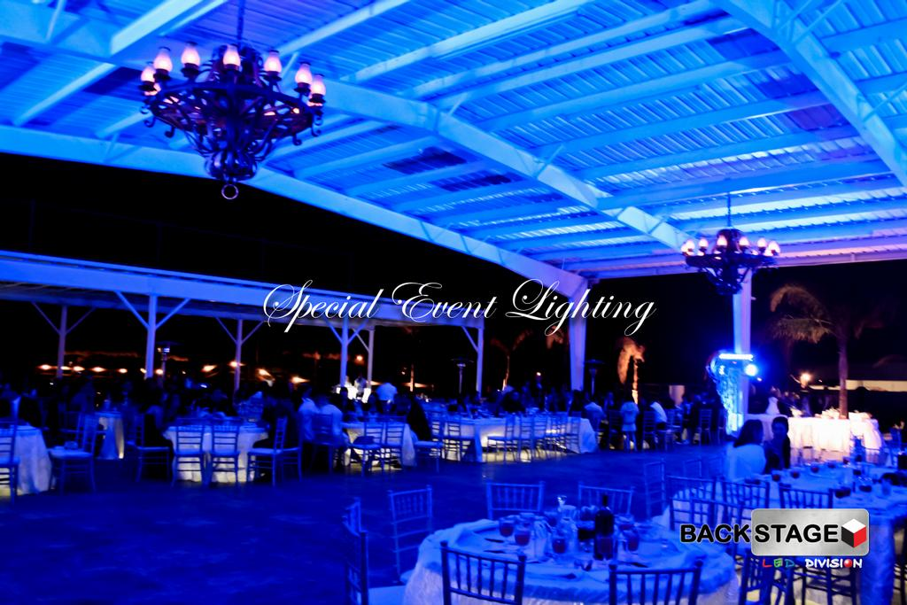 By Backstage Special Event Lighting
