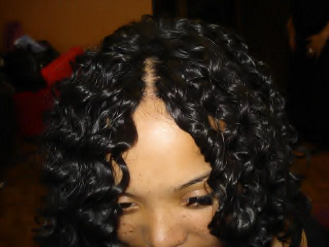 how to do soft dreads : Sew In Weave With Invisible Part www.imgarcade.com - Online Image ...