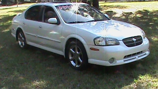 2001 Nissan Maxima 20th Anniversary Edition 240 Jpg From 1