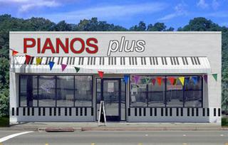 Pictures for pianos plus yamaha piano dealer rentals for Yamaha piano dealer near me