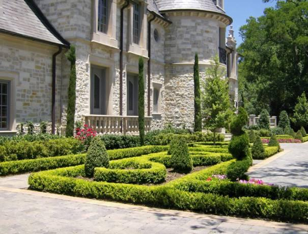 Landscape Design Dallas Texas From Scapes Incorporated In