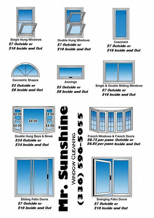 how to clean a streaky window