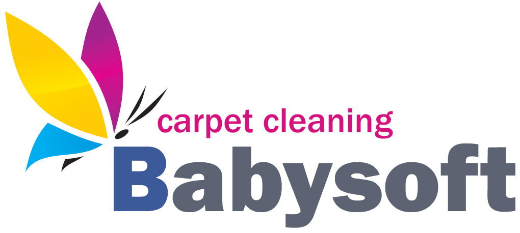 Butterfly Logo from Babysoft Carpet Cleaning in Tampa, FL 33609