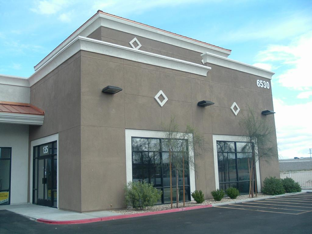 Vegas valley painting las vegas nv 89120 702 930 8732 - Commercial exterior painting style ...