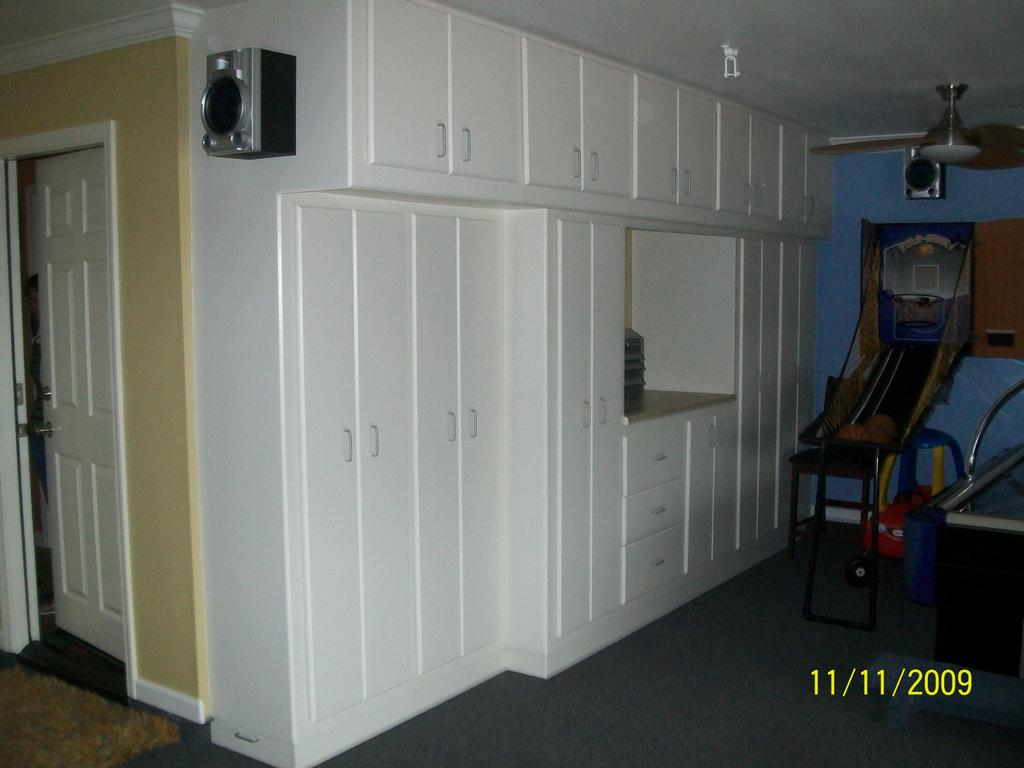 California Closets Garage Cabinets