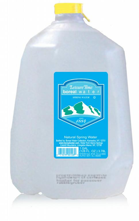 Gallon Of Water Gallon leisure time spring
