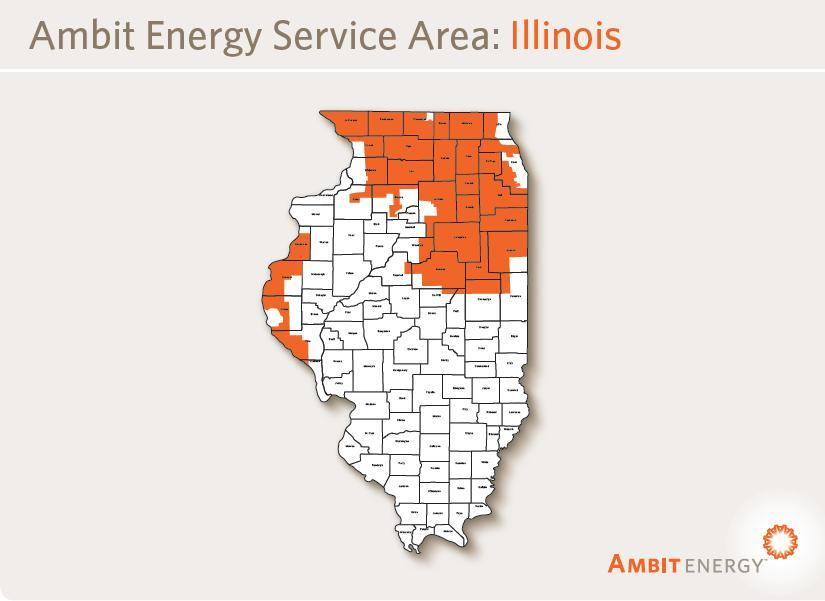 ambit energy service area