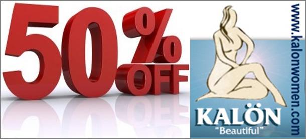 kalon ad for merchant by Kalon Women