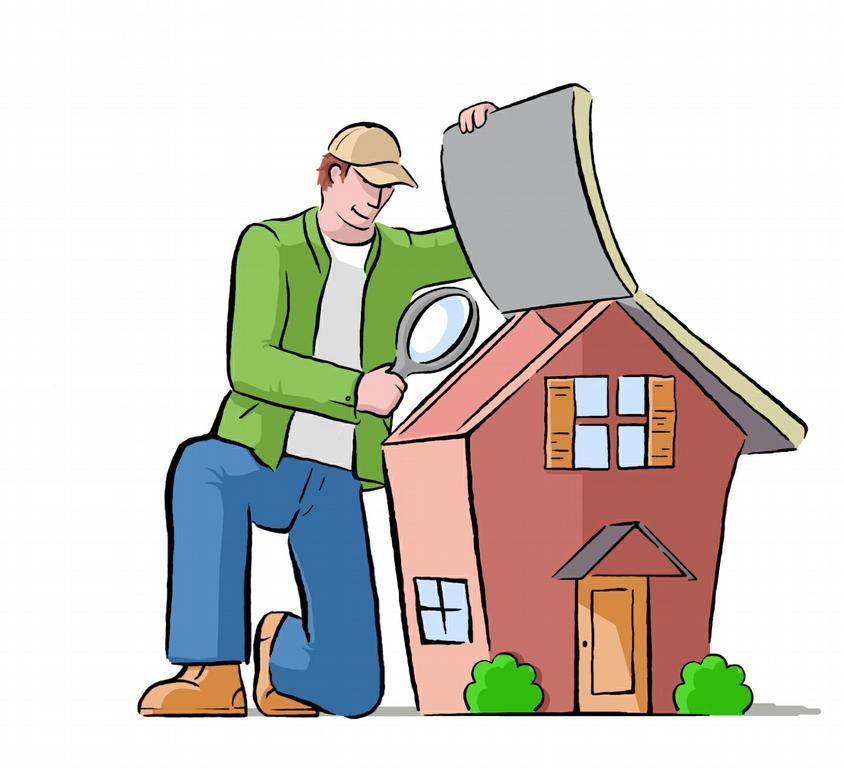 home inspector job: