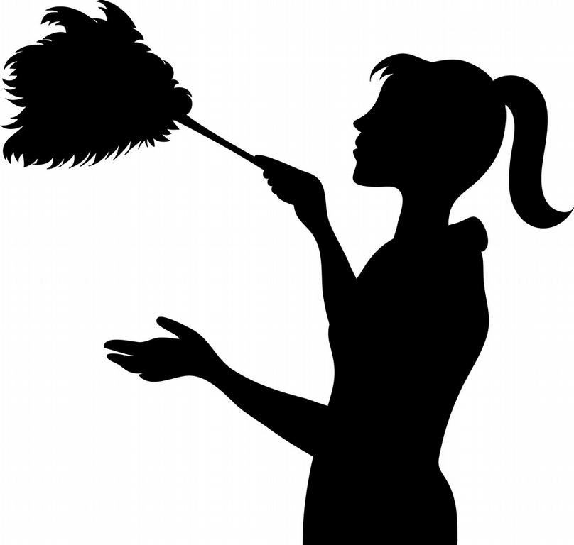 Woman Cleaning from Patriot Cleaning and Janitorial Services in Colorado Springs, CO 80919