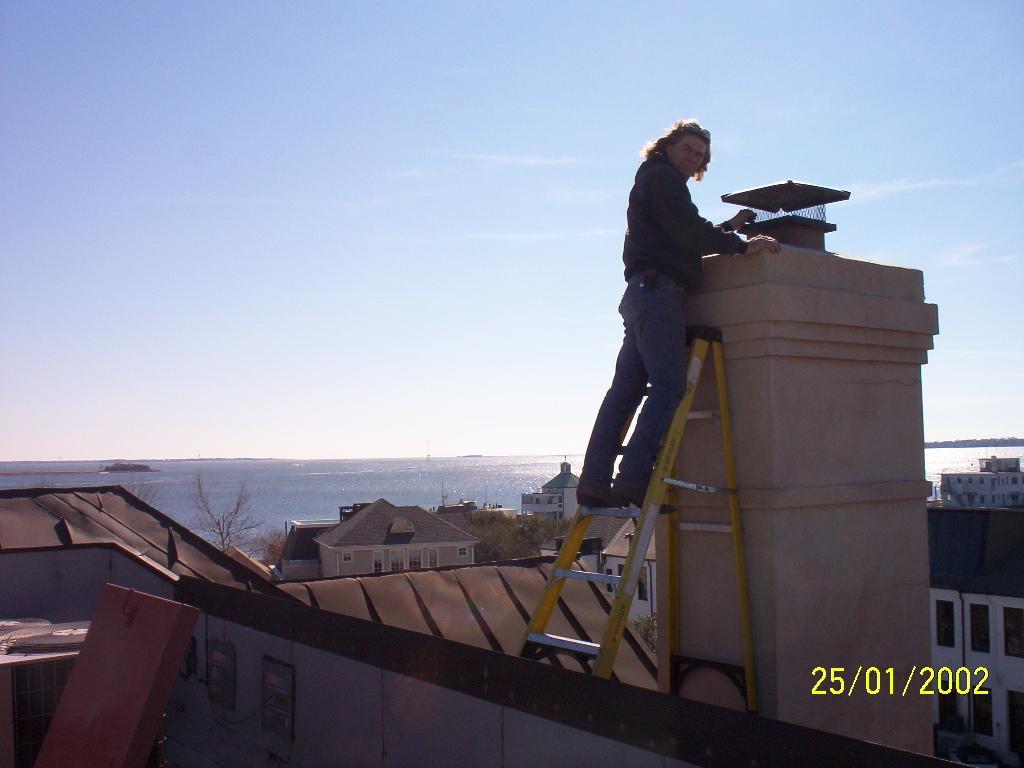 Charleston Chimney Sweeps North Charleston Sc 29410