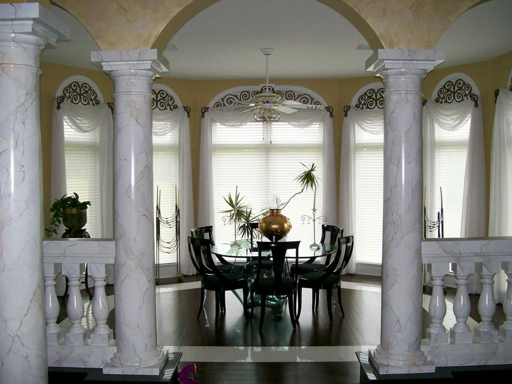 Decorative Pillars for Homes Bing images