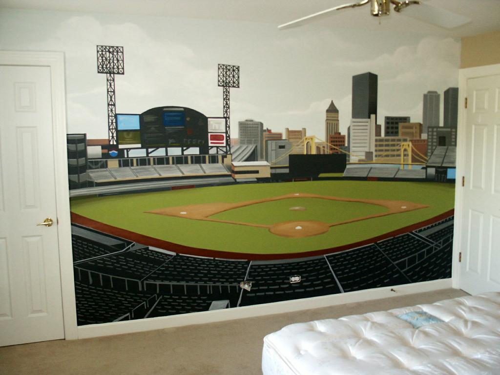 baseball wallpaper bedrooms related keywords suggestions