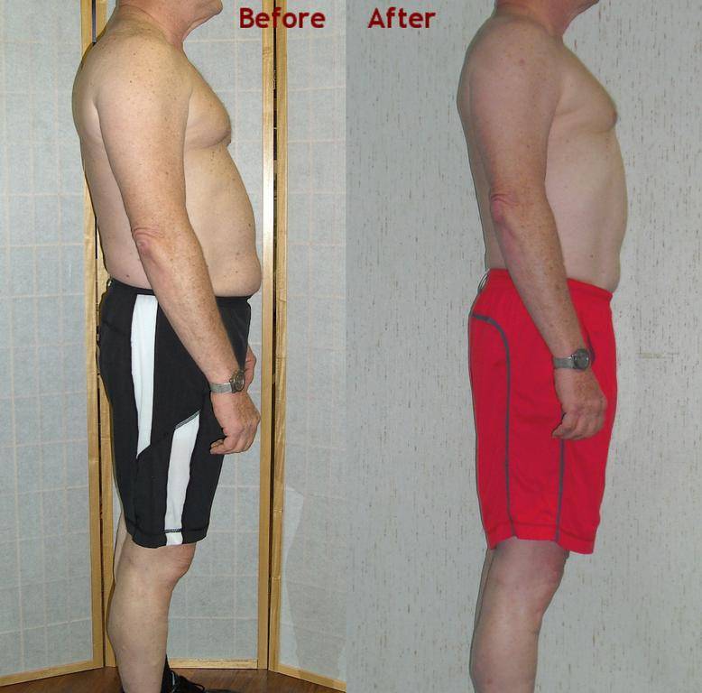 Client is 70 years old and in great shape! by Peak Physique
