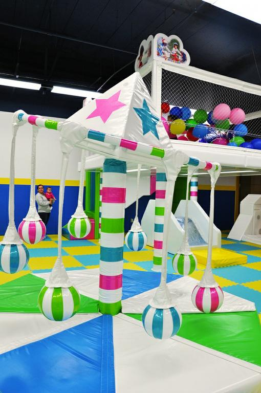 Yu kids island llc indoor playground and birthday party for Best indoor playground for birthday party