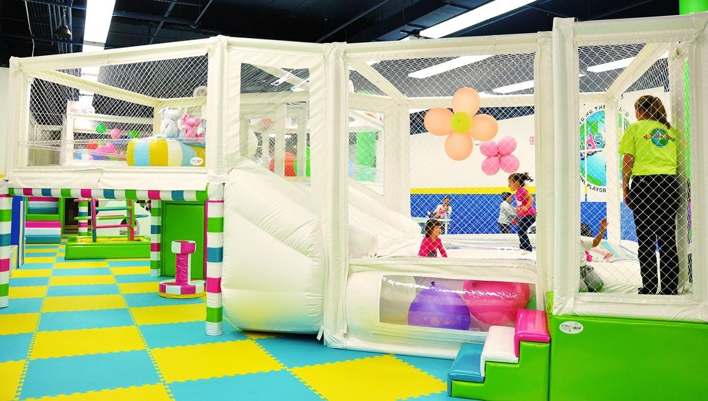 Pictures for yu kids island llc indoor playground and for Indoor party places for kids