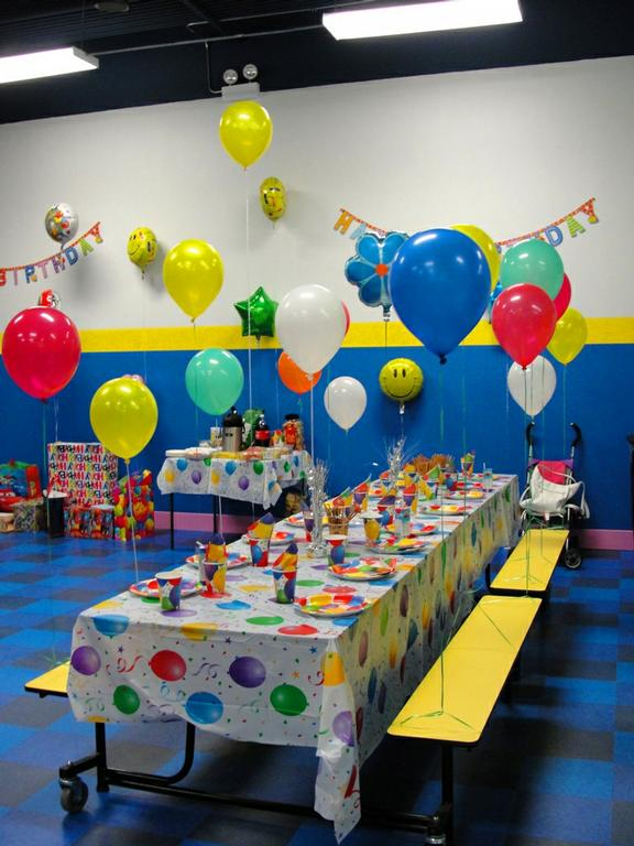 yu kids island party room birthday party for kids in