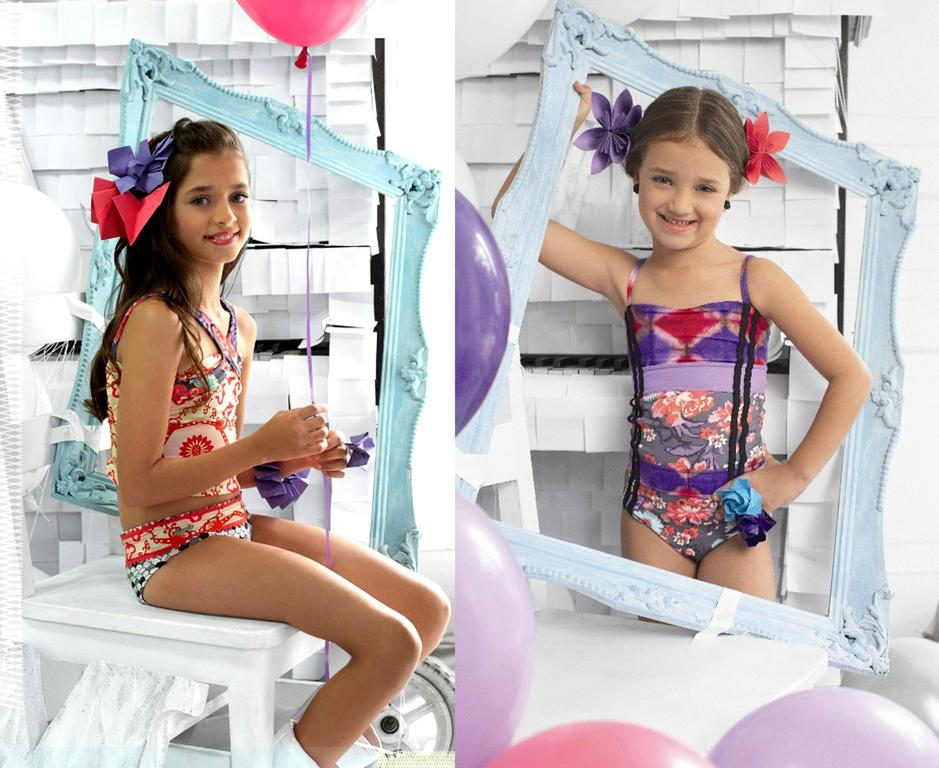 video kids swimsuits girls little girl s fashion show for kids dress