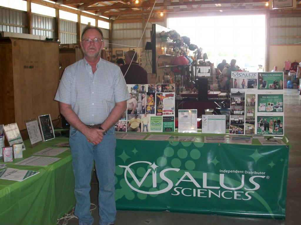 Expert Tune And Smog >> Gardner's weight loss by Visalus - Belle Center OH 43310 | 937-633-0147