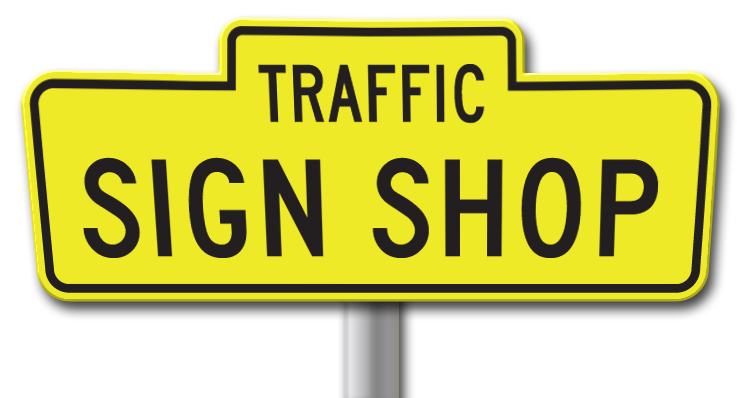 traffic sign shop logo from traffic sign shop in santa