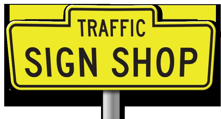 traffic sign shop logo from traffic sign shop in santa