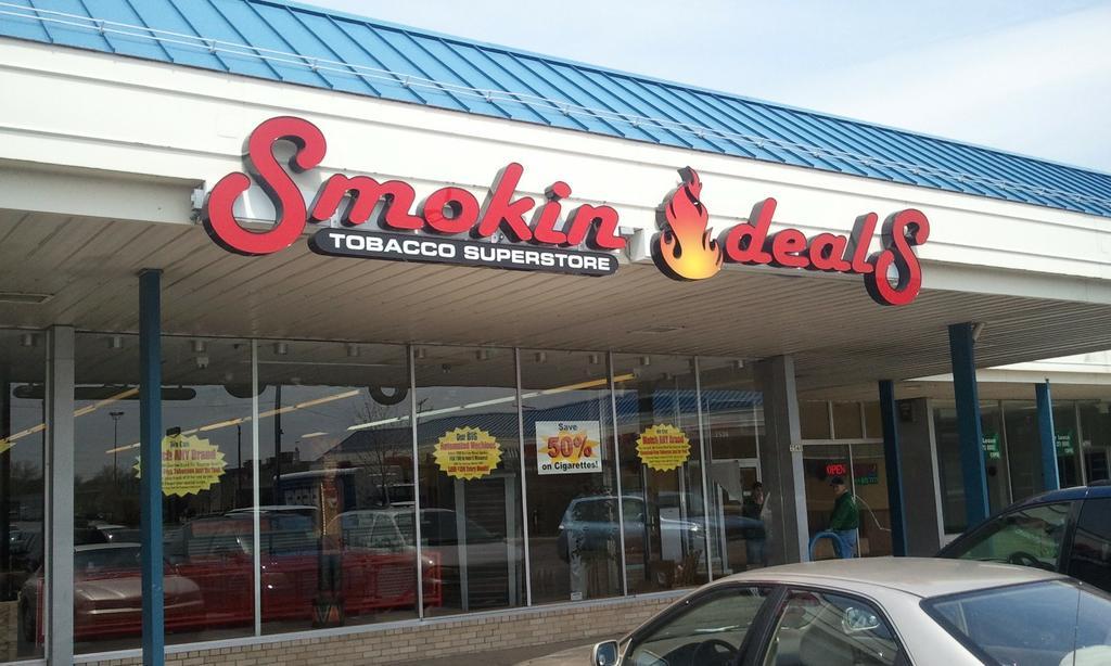Smokin deals milwaukee