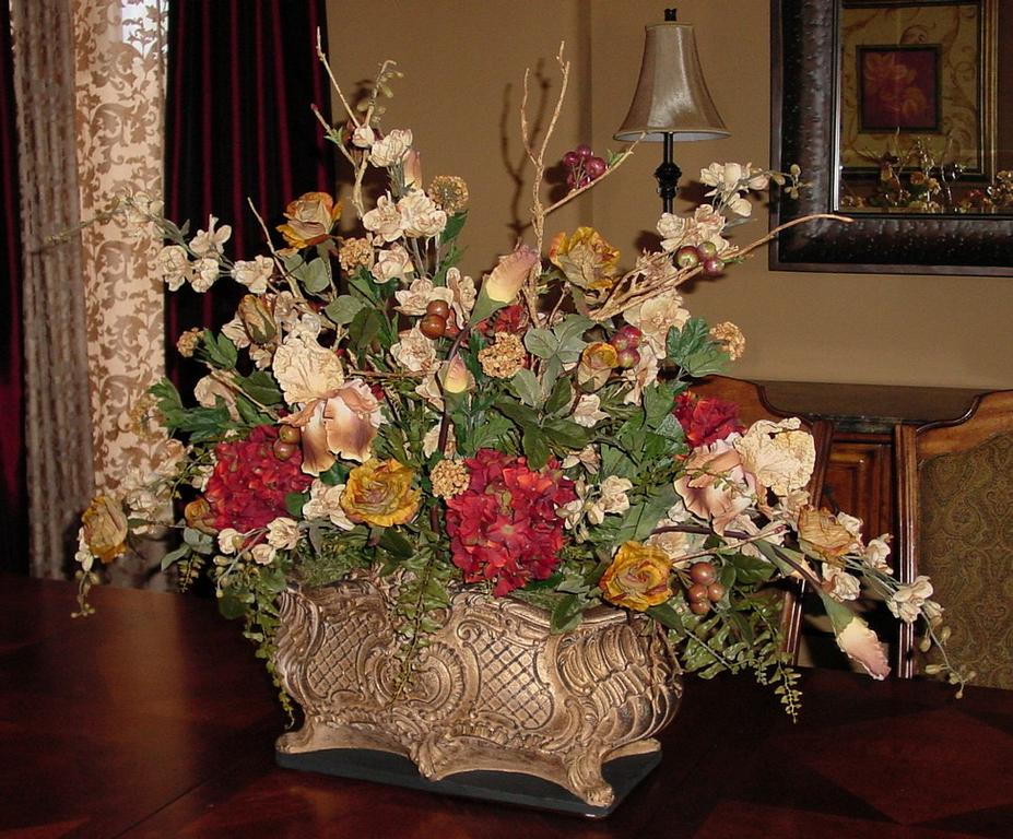 Flowers For Dining Room Table - [livegoody.com]