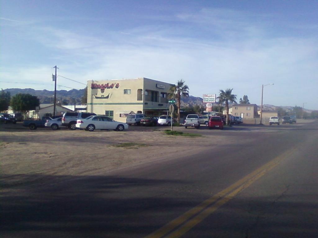 D Angelo S Restaurant Bullhead City Az