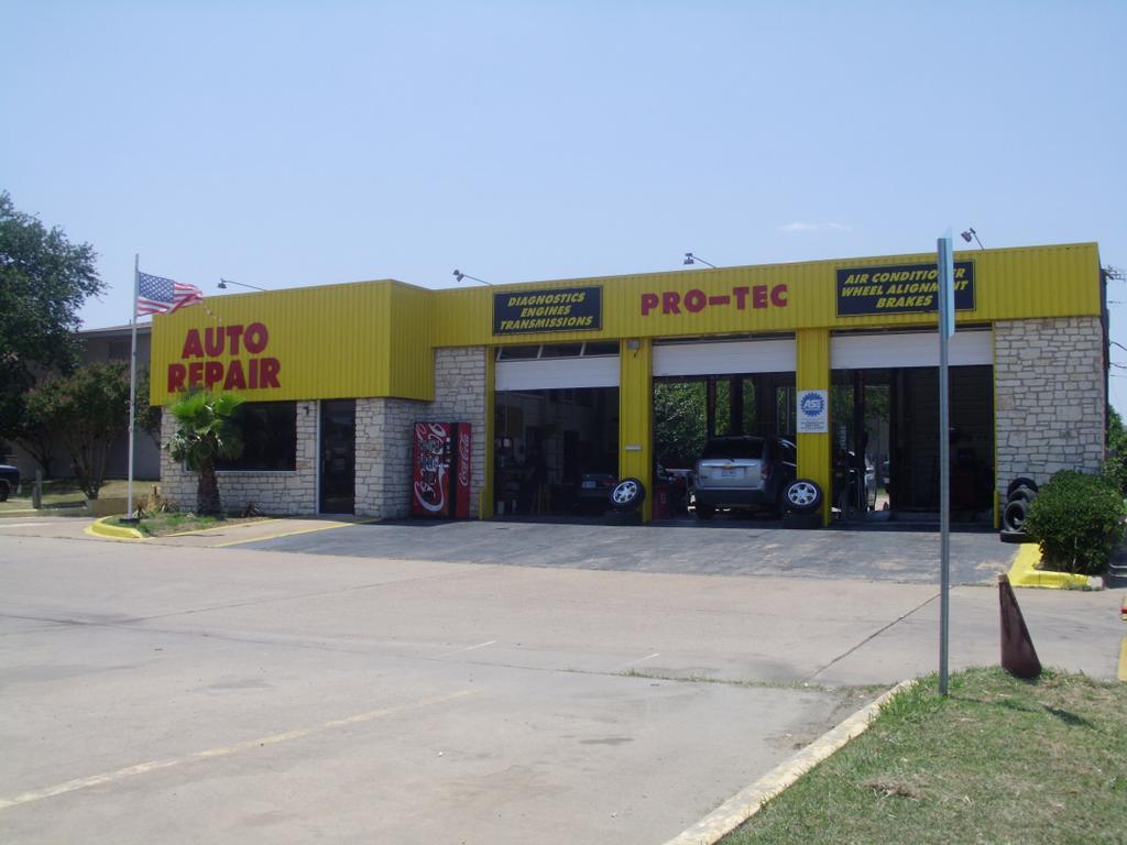 pro tec auto repair college station tx 77840 979 694 4000. Black Bedroom Furniture Sets. Home Design Ideas