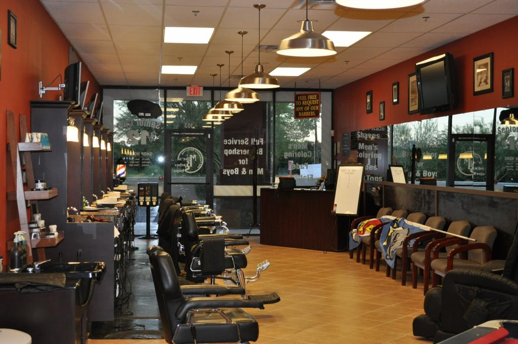 Barber And Beauty Shop : Mikes Barber Shops - Mesa AZ 85215 480-218-5964 Barbers