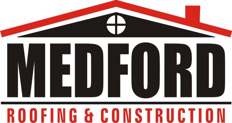 Medford Roofing Logo 2 From Medford Roofing And Constructi