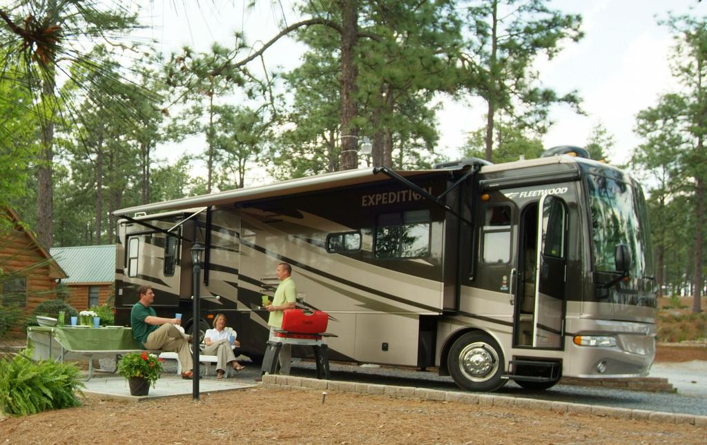 Image Gallery Luxury Rv Camping