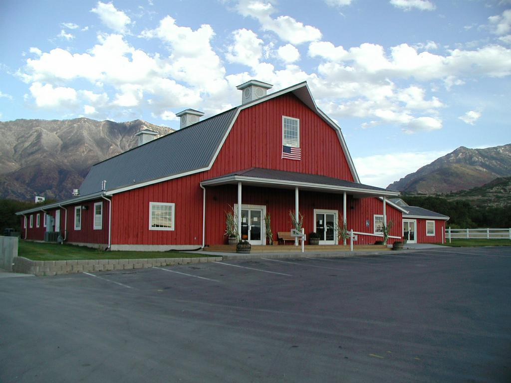 Rowley's Red Barn - Rowley's South Ridge Farms - Santaquin ...