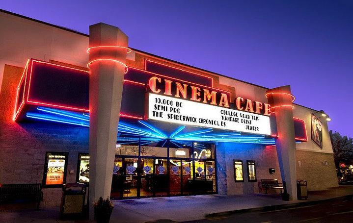 Movie Theaters In Virginia Beach Va