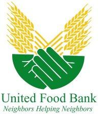 United Food Bank Logo From Fastframe In Mesa Az 85215