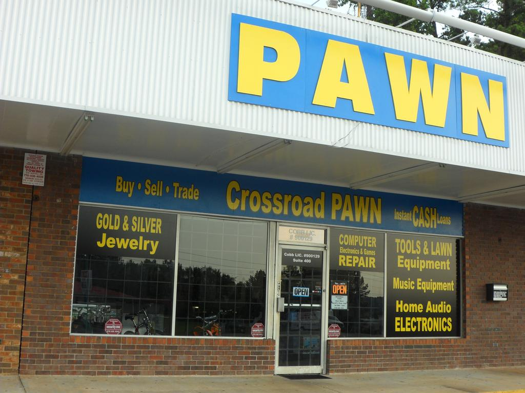 by Crossroad Pawn Shop