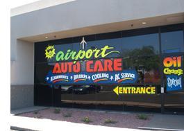 Scottsdale Airport Autocare - Scottsdale, AZ