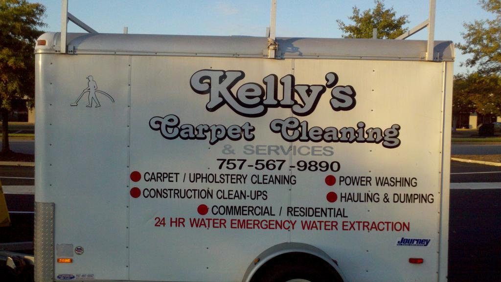 Kelly Carpet Cleaning Virginia Beach