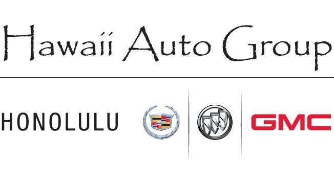 honolulu cadillac buick gmc logo from honolulu cadillac