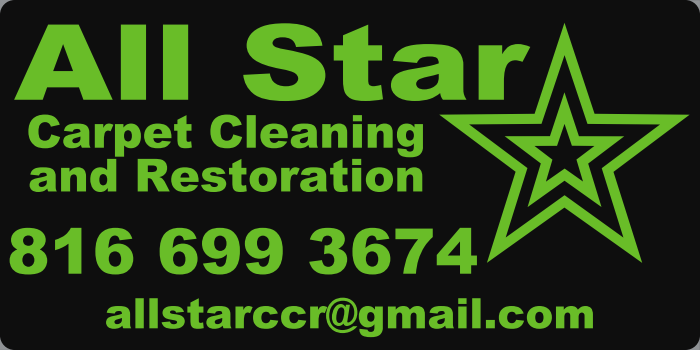 All Star Carpet Cleaning Amp Restoration Oak Grove Mo