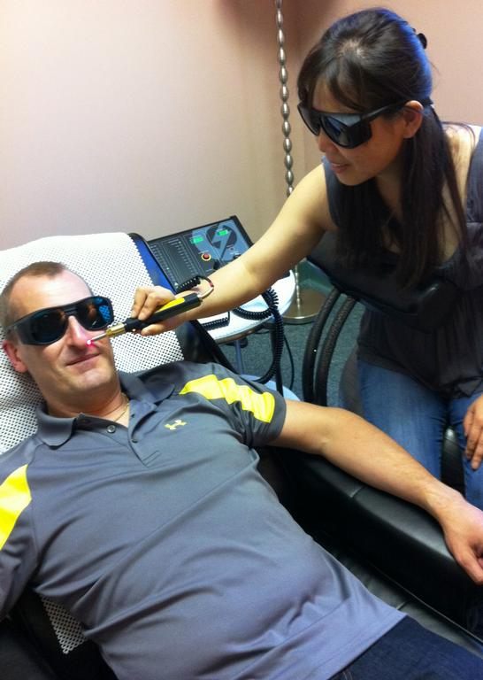 Anne Penman Laser Therapy To Stop Smoking Pittsburgh Pa