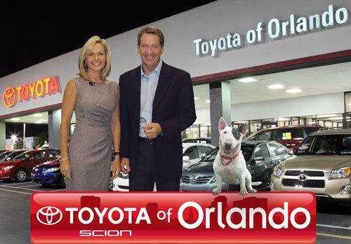 Toyota Of Orlando Orlando Fl 32811 888 725 3520
