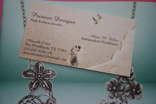 Premier designs business cards arts arts premier designs anna feller independant distributor spring tx business cards reheart Images
