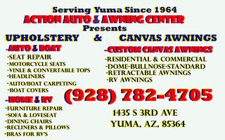 Action Upholstery & Home Ctr - Yuma, AZ