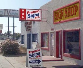 Mesa Sign Shop - Mesa, AZ