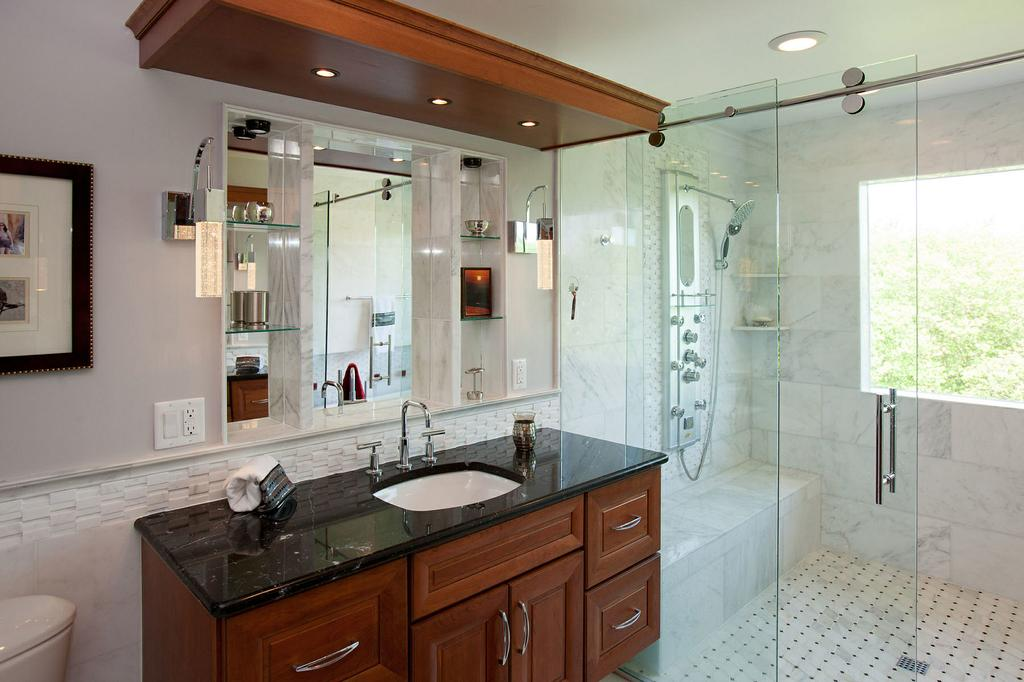 Gorgeous Kitchen Renovation In Potomac Maryland: Pictures For Signature Kitchens Additions & Baths In
