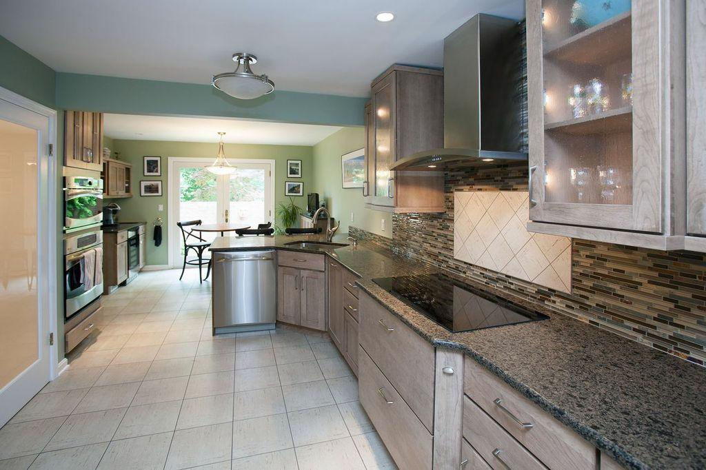 Gorgeous Kitchen Renovation In Potomac Maryland: Signature Kitchens Additions & Baths