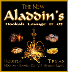 Aladdins Kitchen Menu