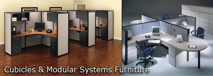 Office Cubicles Modular Desks Partitions amp Dividers